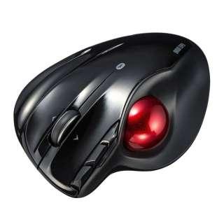 MA-BTTB1BK マウス ブラック [レーザー /5ボタン /Bluetooth /無線(ワイヤレス)]