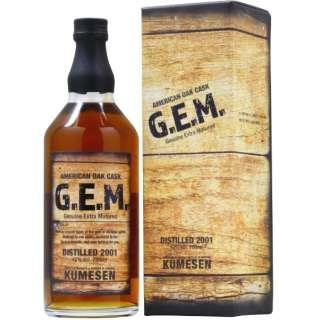 琉球ウイスキー G.E.M(ジェム) 700ml【ウイスキー】