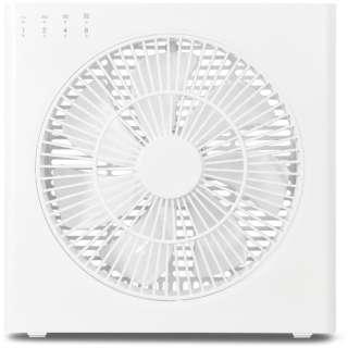 SF-DFC20-WT 卓上型扇風機 どこでもFAN(どこでもファン) ホワイト [DCモーター搭載]