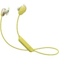 ブルートゥースイヤホン カナル型 WI-SP600N YM イエロー [防滴 /Bluetooth /ノイズキャンセル対応] ・・・・・【ナイトセール特価5月23日朝9時まで】