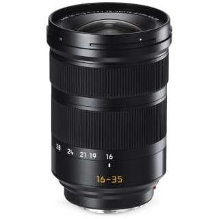 カメラレンズ SL F3.5-4.5/16-35mm ASPH. Super-Vario-Elmar(スーパー・バリオ・エルマー) ブラック [ライカL /ズームレンズ]