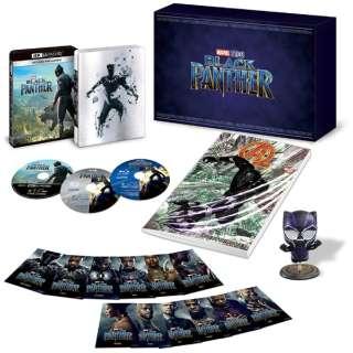 ブラックパンサー 4K UHD MovieNEXプレミアムBOX(数量限定商品) 【Ultra HD ブルーレイソフト】
