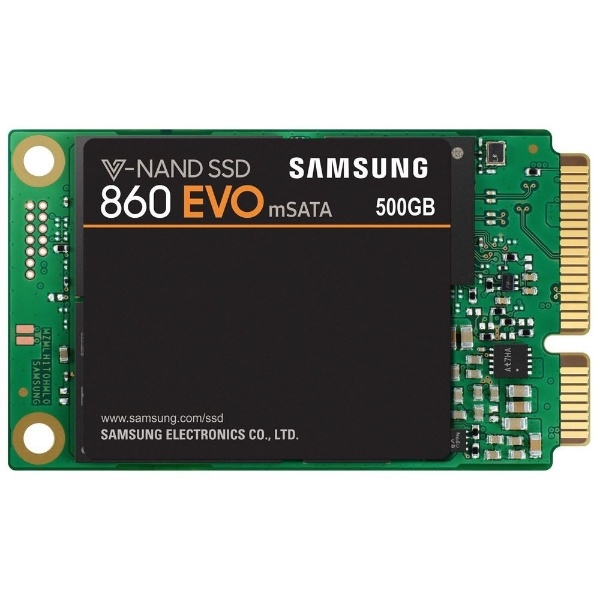 860 EVO mSATA MZ-M6E500B/IT