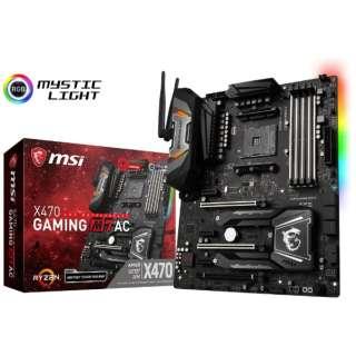 ゲーミングマザーボード MSI X470 GAMING M7 AC [ATX]