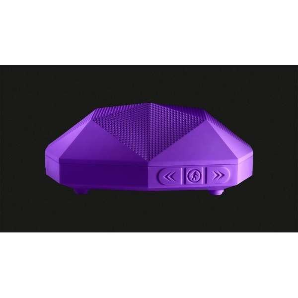 OT1800P ブルートゥース スピーカー TURTLE SHELL 2.0 パープル [Bluetooth対応 /防水]