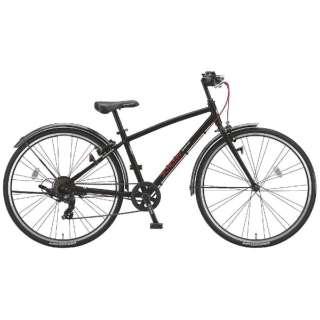 24型 子供用自転車 シュライン(E.Xブラック/7段変速) SHL47【2018年モデル】 【組立商品につき返品不可】
