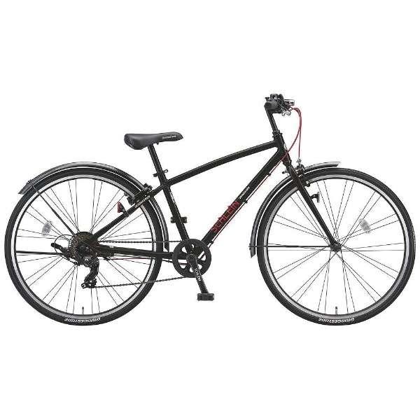 26型 子供用自転車 シュライン(E.Xブラック/7段変速) SHL67【2018年モデル】 【組立商品につき返品不可】