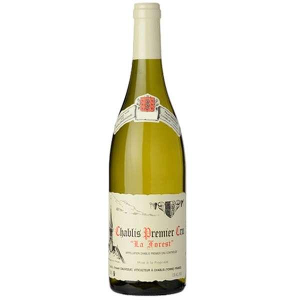 ドメーヌ・ヴァンサン・ドーヴィサ シャブリ プルミエ・クリュ ラ・フォレ 2015 750ml【白ワイン】
