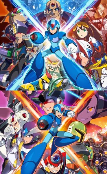 ロックマンX アニバーサリー コレクション 1+2 [Nintendo Switch] 製品画像