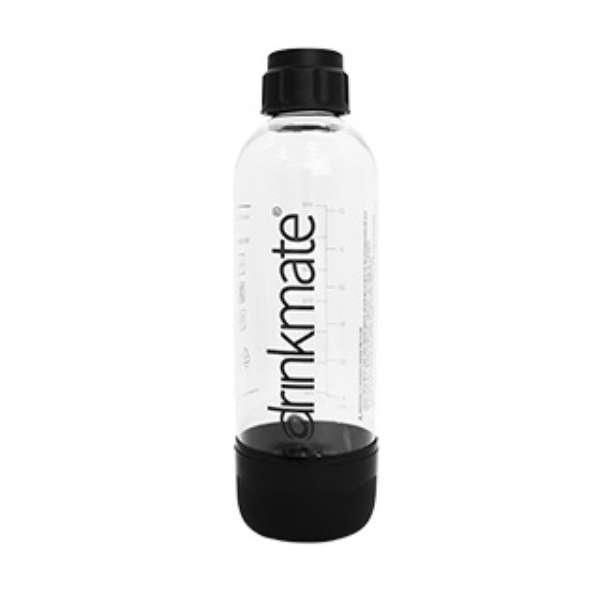 ドリンクメイト 専用ボトル ブラック Lサイズ DRM0026 ブラック