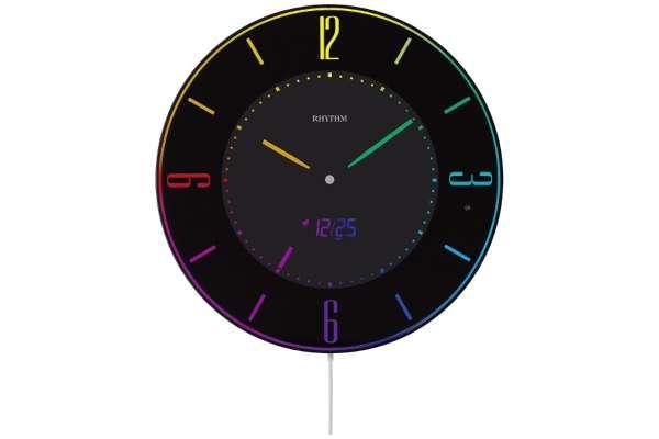 掛け時計のおすすめ21選 リズム時計 8RZ197SR02