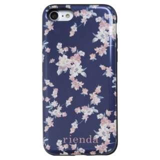 iPhone8/7 (4.7) rienda PETIT FLOWER シェルケース MD74015