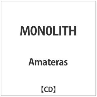 Amateras/ M0N0LITH 【CD】