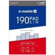 "BS-IPA-PSDN2 [non-SMS-adaptive / nano SIM] for exclusive use of nanoSIM ""b-mobile S 190PadSIM"" data communication"