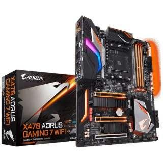 ゲーミングマザーボード X470 AORUS GAMING 7 WIFI [ATX]