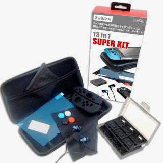 Switch用 13 in 1 SUPER KIT 【Switch】