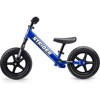 【店舗限定販売のみ】 12型 ランニングバイク ストライダー Classic Model(ブルー)【対象年齢:1歳半~5歳/27kgまで】