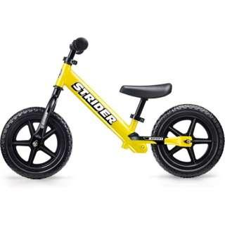 【店舗限定販売のみ】 12型 ランニングバイク ストライダー Sports Model(ブラック) 427449