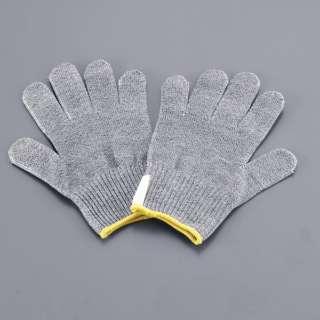 耐切創手袋 タフテック グレー(1組) S <STBH601>