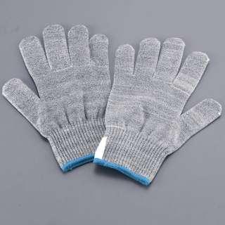耐切創手袋 タフテック グレー(1組) L <STBH603>