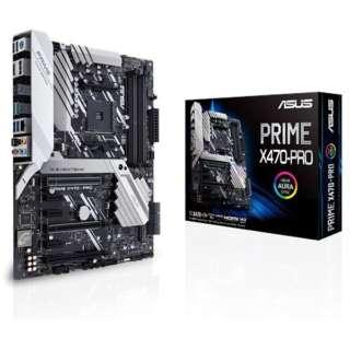 マザーボード AMD X470 PRIME X470-PRO [ATX]