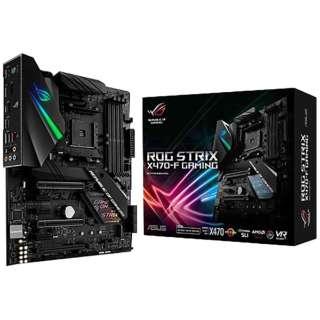 ゲーミングマザーボード AMD X470 ROG STRIX X470-F GAMING [ATX]