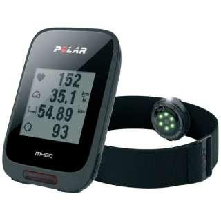 GPSサイクルコンピューター POLAR M460 OH1 90069011《心拍センサー付き》