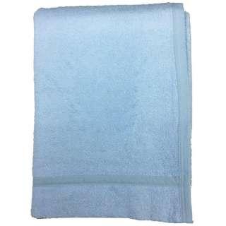 無地カラータオルケット シングルサイズ(140×190cm/ブルー)