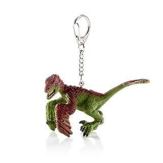 シュライヒ 14594 恐竜 ユタラプトル キーチェーン