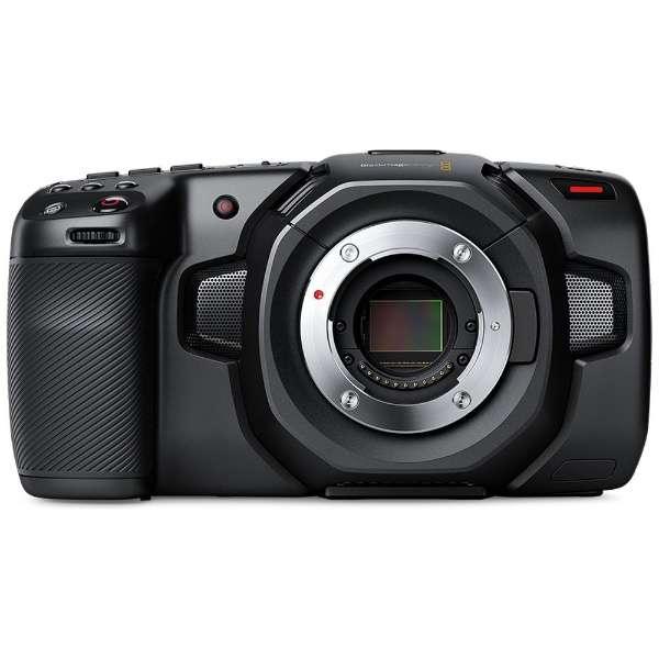 小型シネマカメラ Blackmagic Pocket Cinema Camera 4K[BPCC 4K]