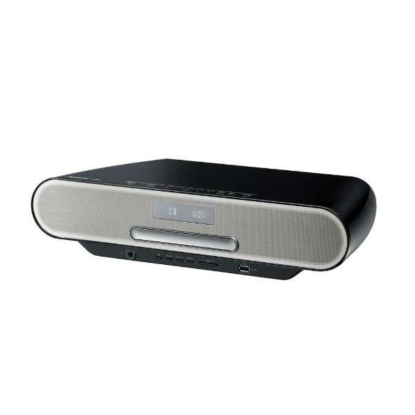 ミニコンポ SC-RS60-K ブラック [ワイドFM対応 /Bluetooth対応 /ハイレゾ対応]