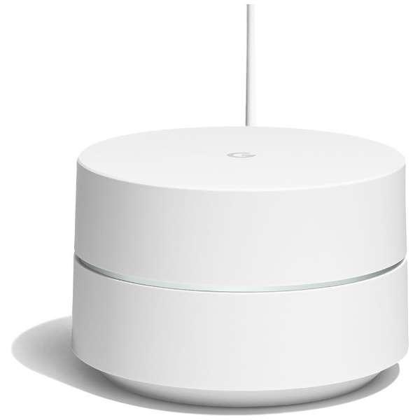 Google Wifi GA00157-JP ホワイト [ac/n/a/g/b]
