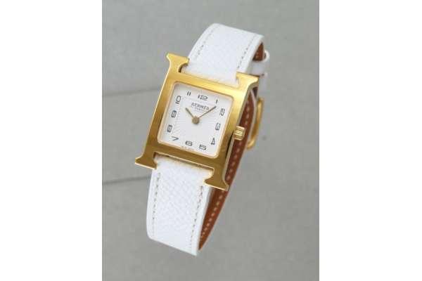エルメス「Hウォッチ(H Watch)」HH1201131UBC