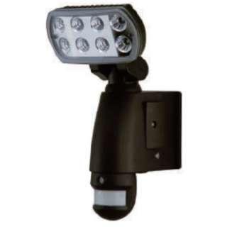 SDカードレコーダー搭載LEDセンサーライトカメラ MT-SL01-B