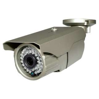 不可視LED搭載フルハイビジョン防水型AHDカメラ MTW-E727AHD