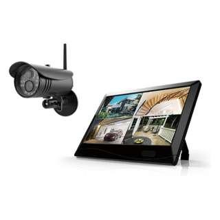 ワイヤレスカメラ+モニターセット MT-WCM300