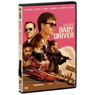 ベイビー・ドライバー 【DVD】