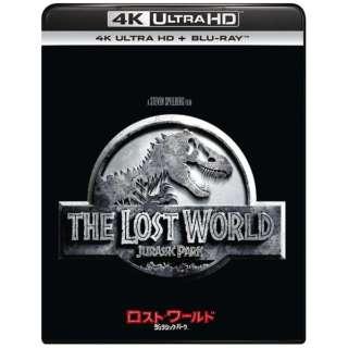 ロスト・ワールド/ジュラシック・パーク [4K ULTRA HD + Blu-rayセット] 【Ultra HD ブルーレイソフト】