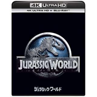 ジュラシック・ワールド [4K ULTRA HD + Blu-rayセット] 【Ultra HD ブルーレイソフト】