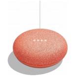 スマートスピーカー Google Home Mini コーラル GA00217JP [Bluetooth対応 /Wi-Fi対応]