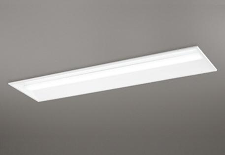 オーデリック 要電気工事LEDユニット型ベースライト LED-LINE 下面開放型40形/5000K/3950lm XD504011P2B
