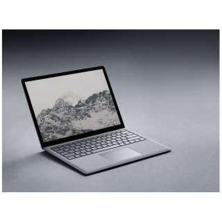 Surface Laptop[13.5型/SSD:128GB/メモリ:4GB/IntelCore m3/プラチナ/2018年5月モデル]DAP-00024 ノートパソコン サーフェス ラップトップ 【台数限定】