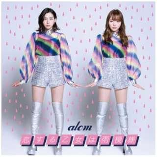 alom/ 恋する乙女は雨模様(DVD付) 【CD】