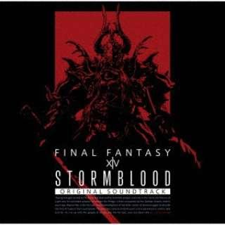 STORMBLOOD:FINAL FANTASY XIV Original Soundtrack(映像付サントラ/Blu-ray Disc Music) 【ブルーレイ】