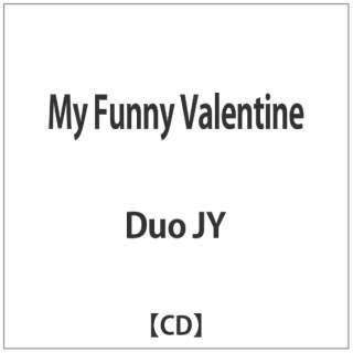 Duo JY/ My Funny Valentine 【CD】