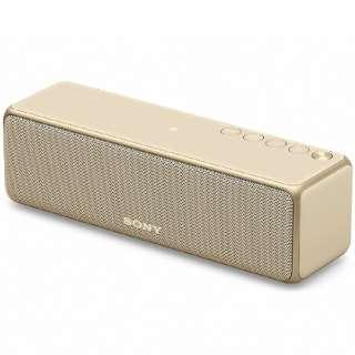 SRS-HG10NM WiFiスピーカー ペールゴールド [ハイレゾ対応 /Bluetooth対応 /Wi-Fi対応]