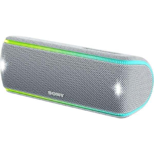 SRS-XB31WC ブルートゥース スピーカー ホワイト [Bluetooth対応 /防水]