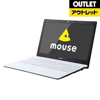 【アウトレット品】 15.6型ノートPC[Win10 Home・Celeron・SSD 240GB・メモリ 4GB・Office Home & Business] MBC345M4S2W10A 【数量限定品】