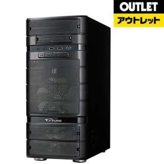 【アウトレット品】 NGR717XM1S2H2X16DW10 ゲーミングデスクトップパソコン [モニター無し /AMD Ryzen7 /HDD:2TB /SSD:240GB /メモリ:16GB] 【数量限定品】