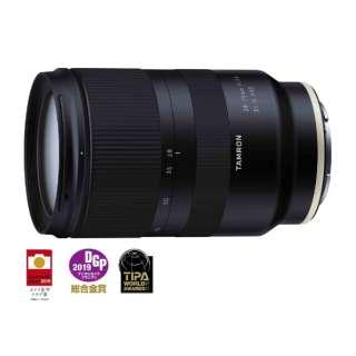 カメラレンズ 28-75mm F/2.8 Di III RXD ブラック A036 [ソニーE /ズームレンズ]